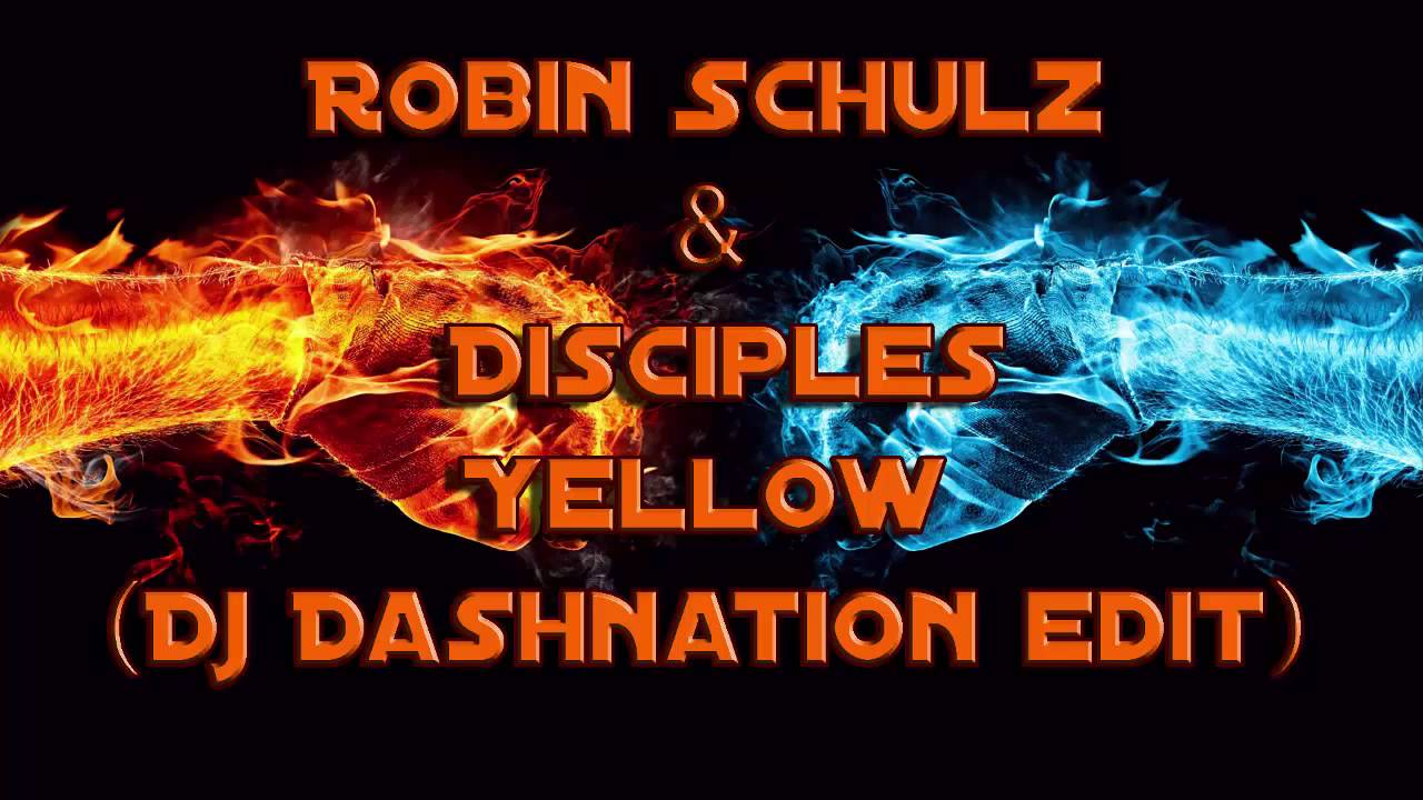 Robin schulz & disciples yellow youtube.