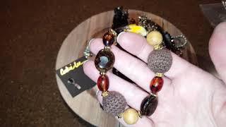 Shopgoodwill 16 piece Cookie lee Jewelry Haul