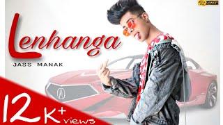 Lehanga : Jass Manak || Latest Punjabi Song || A Short Film