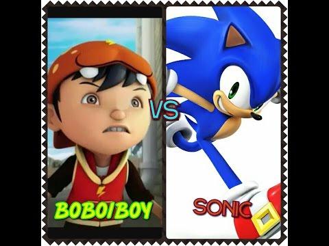 BOBOIBOY VS SONIC (!)