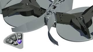 CX7 & CX8 Opti-Spread™ system