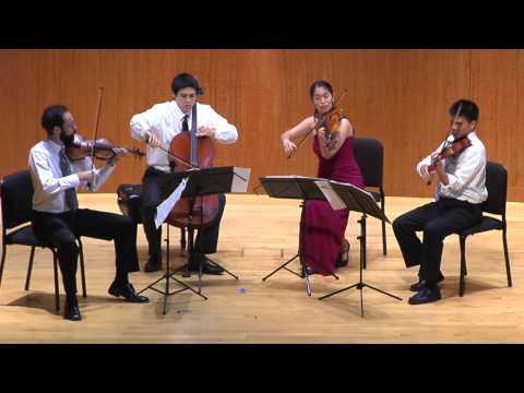Kirchner Quartet no  1