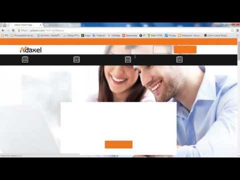 AdAxel, La mejor Revshare, Pagina segura con altas ganancias
