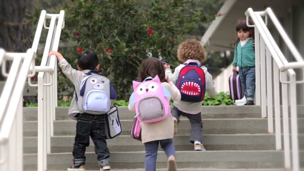 Make School Fun with Adorable Preschool Backpacks | Pottery Barn ...