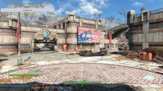 Fallout 4 строительство на ферме Финча