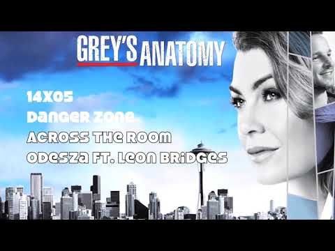 "Grey's Anatomy Soundtrack - ""Across the Room"" by Odesza ft. Leon Bridges (14x05)"