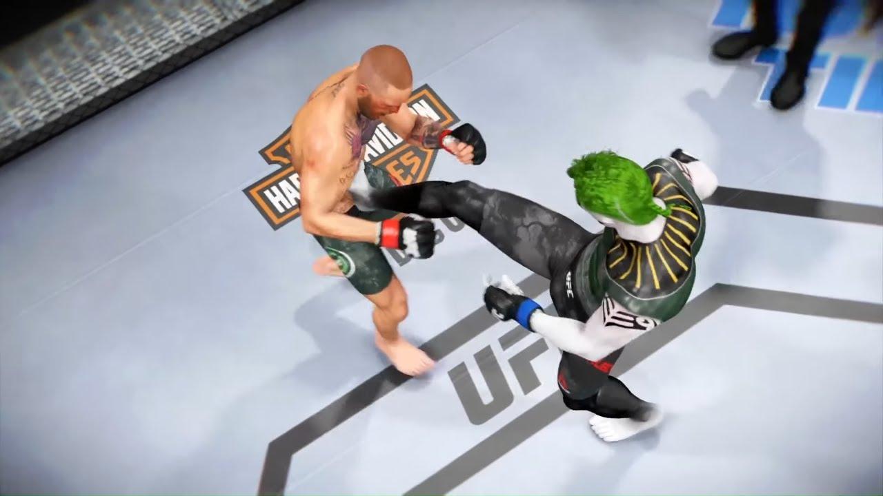 Conor McGregor vs. Rubick (Dota 2)- EA sports UFC 3