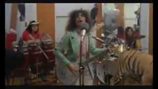T.Rex Marc Bolan, Elton John and Ringo Starr. Tutti Frutti
