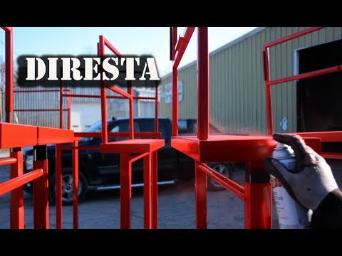 DiResta Clothing Racks