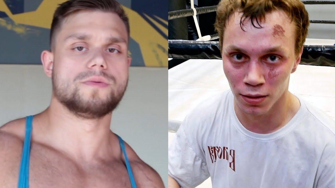Брат Тарасова vs Макс бодимания!
