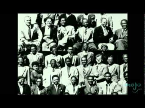 La Biographie de Nelson Mandela: La Fin de l