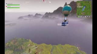 FORTNITE BUS EPIC BUG NEVER seen !!!