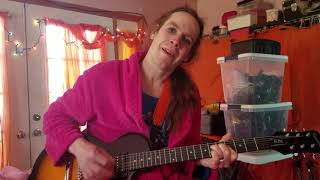 """""""TIME AFTER TIME"""" CYNDI LAUPER-COVER BY GLASSY HONK. 3/8/19 @OURCADIA MUSIC STUDIOS, GOSHEN, NY"""