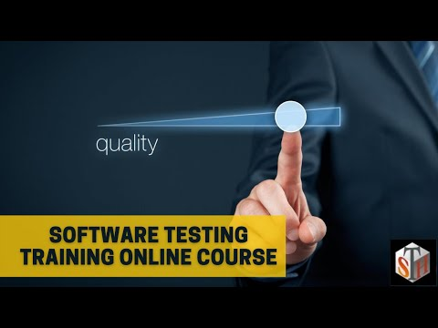 Day 1 Session - Software Testing Training Online Course