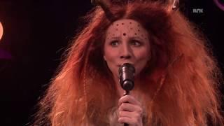 "Elin Kåven ""Hiras / Demure"" live on NRK Sámi Àrdna 3/5-16."