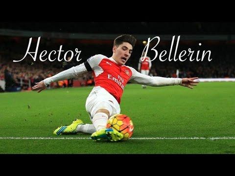 Hector Bellerin   The Flash   Defensive/Attacking Skills