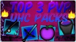 TOP 3 UHC Texture Packs