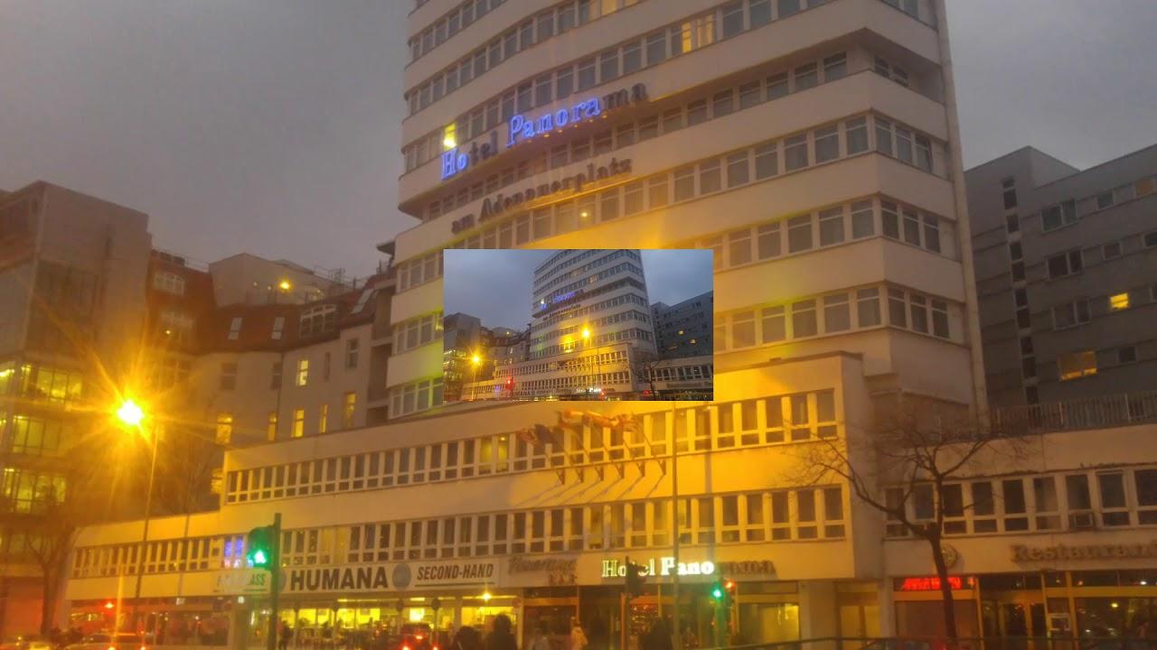 hotel panorama am kurfürstendamm