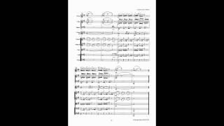 Alexander Litvinovsky - SCORE - 'Consort Lessons'