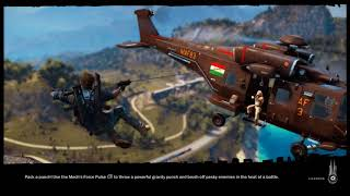 Just Cause 3: PT 32- Liberating Another of the 5 Remaining Provinces