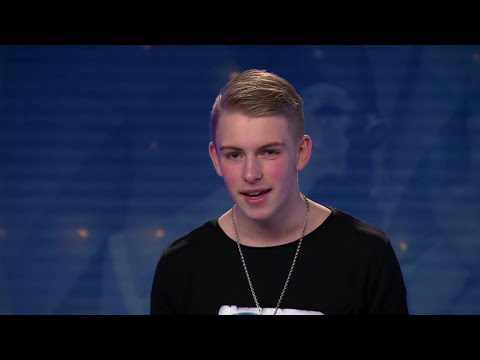 Simon Sandin - Love Yourself av Justin Bieber (hela audition 2018) - Idol Sverige (TV4)
