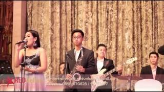 My Valentine - Martina McBride & Jim Brickman ( Cover ) Live at Kempinski Bali room jakarta