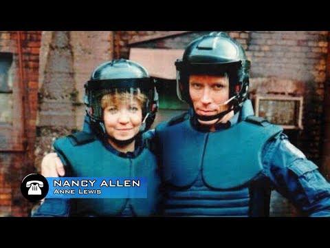 Nancy Allen - RoboCop - Interview