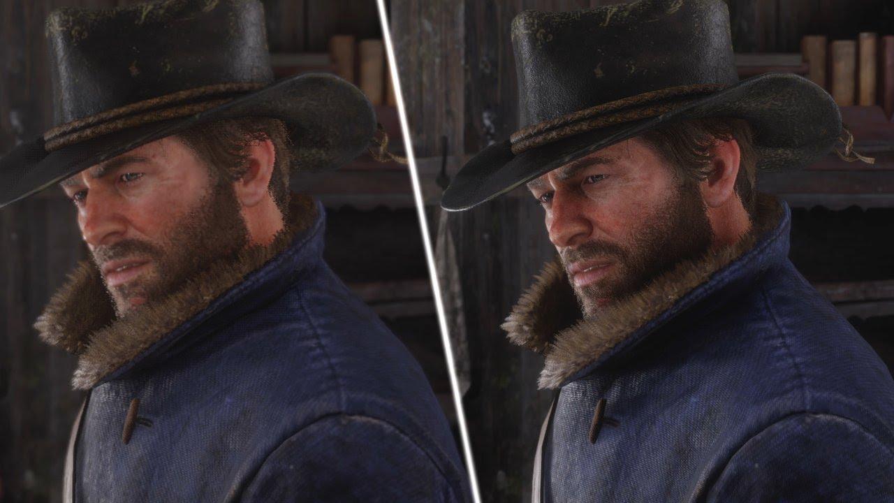 Red Dead Redemption 2 Graphics Comparison: Xbox One vs ...Xbox One X Vs Ps4 Pro Graphics