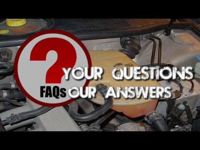 FAQ- How Often Should The Engine Antifreeze/Coolant Be Flushed?