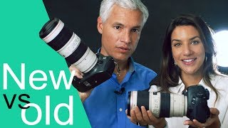 Should You Upgrade? NEW Canon 70-200mm f/2.8 lens Comparison