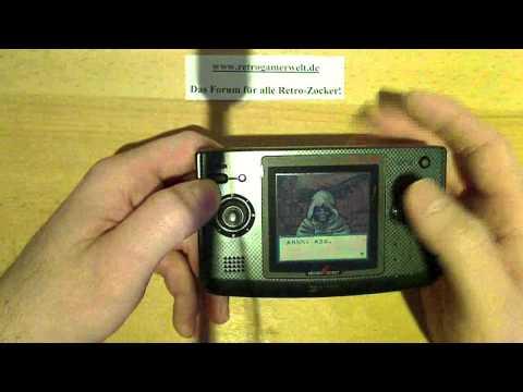 Diplompsychopath Review: Neo Geo Pocket Color von SNK [deutsch german]