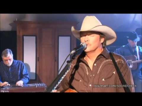 Alan Jackson – Every Now and Then (Live)