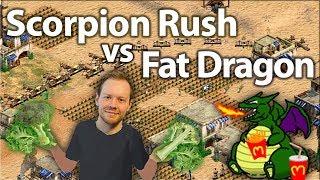 Baixar TheViper Scorpion Rush vs Fat Dragon