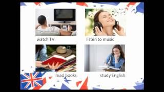 Английский язык. 1 урок. Как задавать вопросы и отвечать?  Настоящее время.