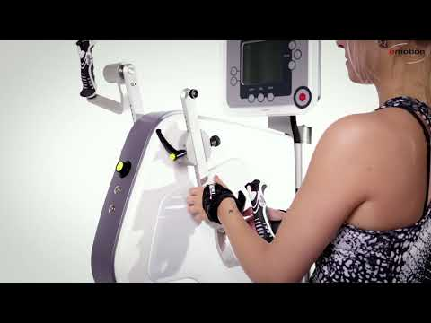 "Video: Emotion Fitness Oberkörper-Ergometer ""Motion Body 600"""