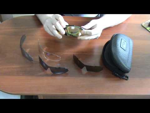 Как сменить линзы на очках со сменными линзами? www.a-optic.ru