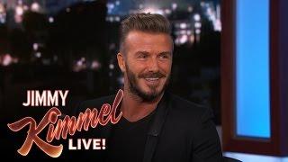 David Beckham on Retirement thumbnail