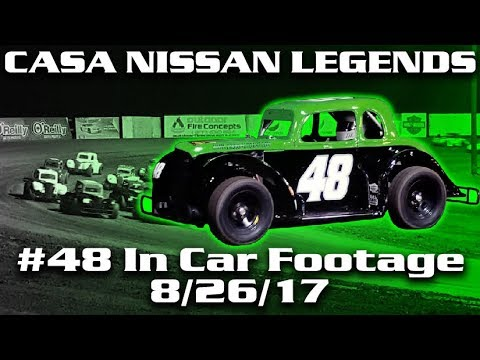 In Car Footage #48 Legends Car