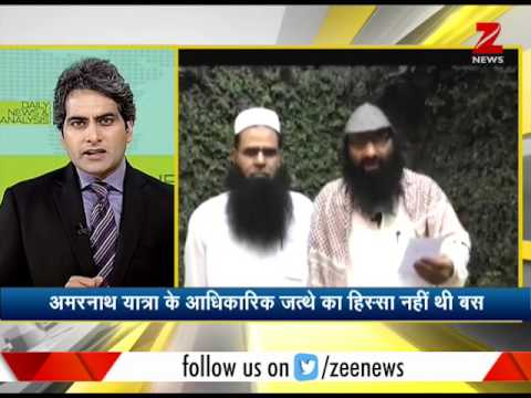 This is how Syed Salahuddin warned India before Amarnath Yatra Terror Attack