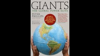 Peter Phillips speaks about Giants: The Global Power Elite.