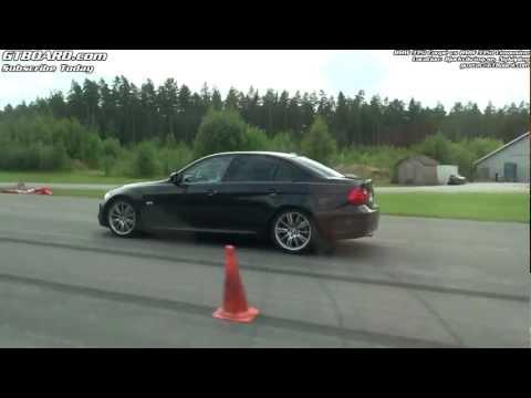 BMW 335d Sedan vs 335i Coupé (both stock)