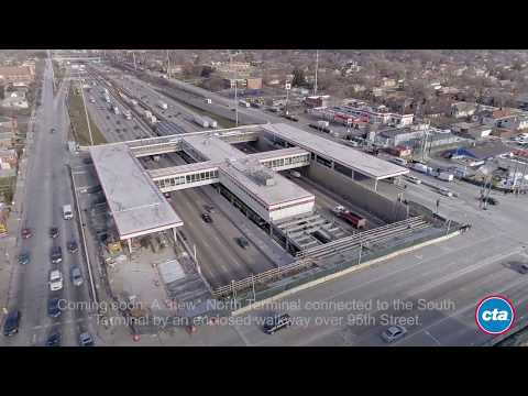95th/Dan Ryan Terminal Improvement Project - Phase One
