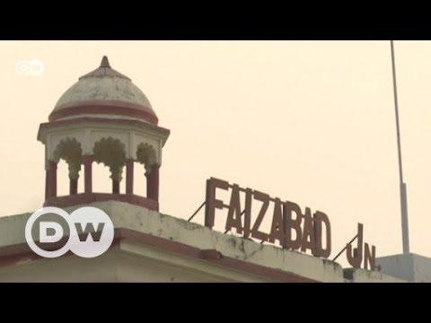 Faizabad in Indien – neuer Name, neue Identität? | DW Deutsch
