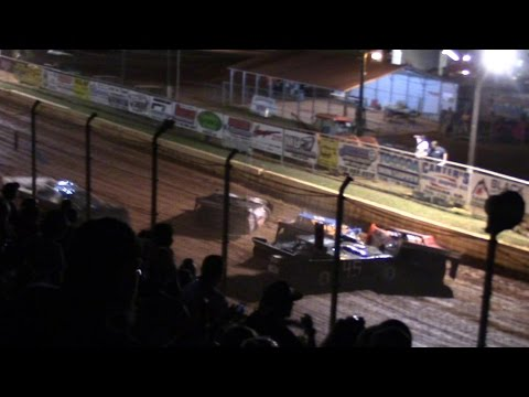 Toccoa Speedway Hobby Feature Race 6/11/16