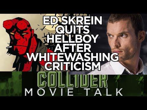 Deadpool's Ed Skrein Quits Hellboy After Whitewashing Criticism