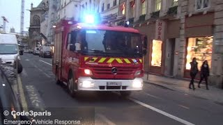 Brigade des sapeurs-pompiers de Paris (collection) // Paris Fire Brigade