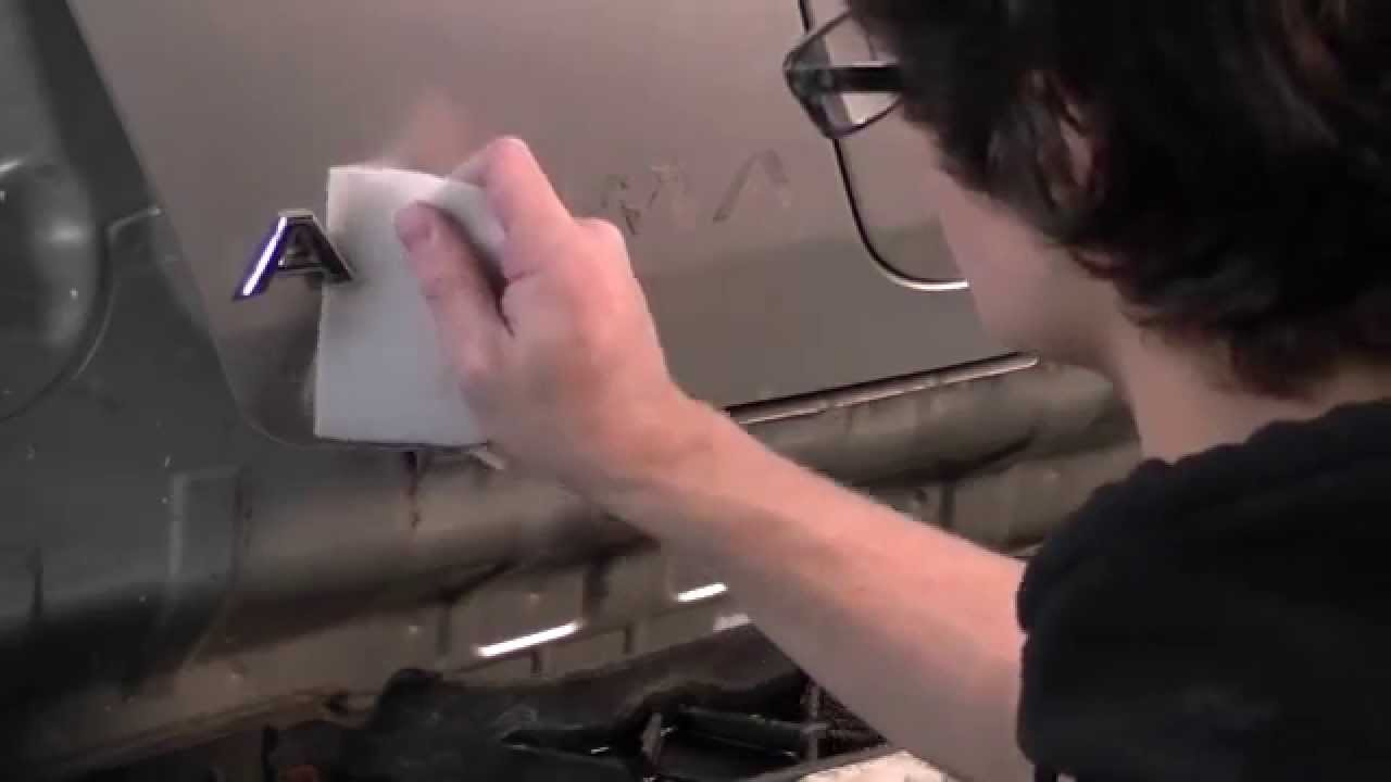 How To Debadge Car Without Damaging Paint