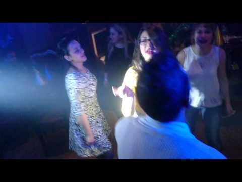 Kayseri Hilton City Pub Yılbaşı Gecesi 2016