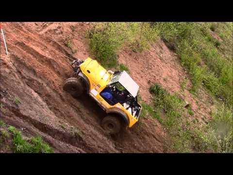 Dansk Offroad Sport: Sky Mountain Challenge 2015, Lørdag