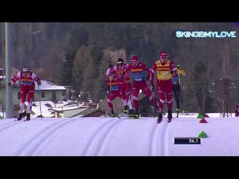Tour De Ski | 04.01.20 | Semifinal Sprint | Val Di Fiemme